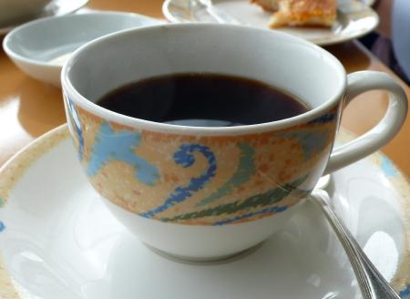 京都オークラ朝コーヒー