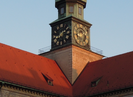 ヴァ・時計