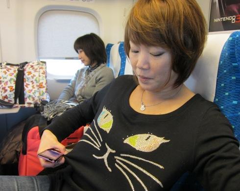 1.5)ネコT似てる?(笑)