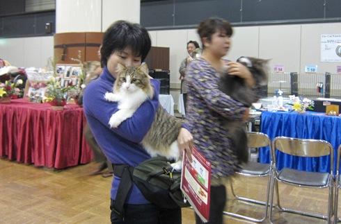 6)リーちゃん審査~
