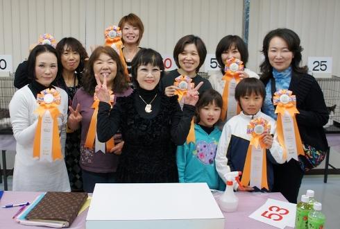 29)西日本キャットクラブ 小泉ジャッジのファイナル