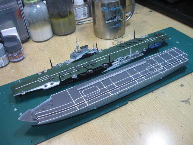 H.M.S.ARK ROYAL の19