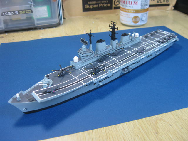 H.M.S.ARK ROYAL の23