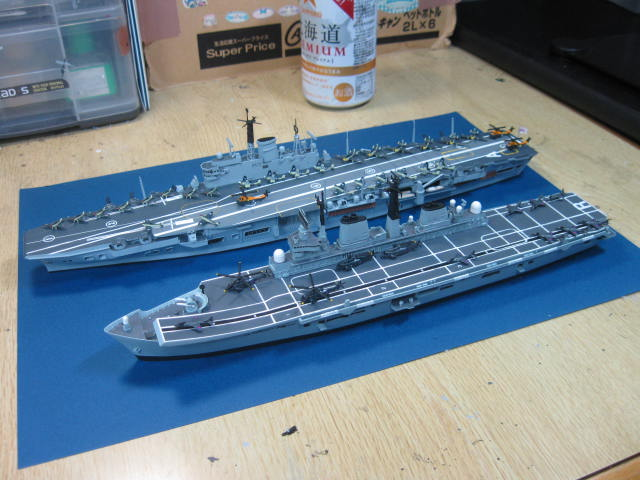 H.M.S.ARK ROYAL の25