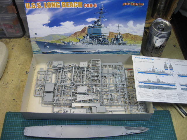 USS LONG BEACH の1