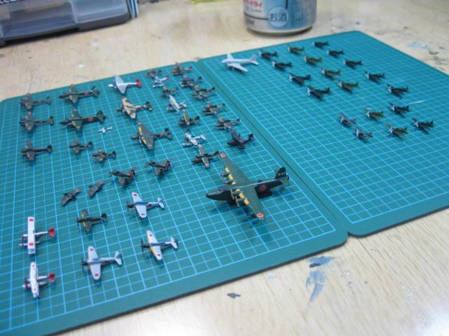 1/700 帝国海軍機・・・