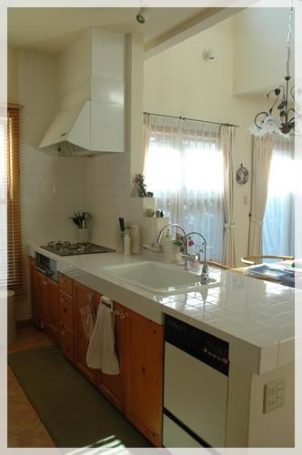 キッチン掃除3