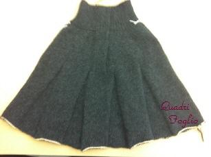 2012 A/W 2wayスカート&ケープ その1