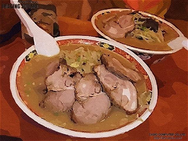 松風亭02(ガッシュ)