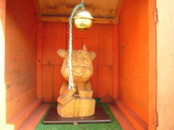 タカトシ牧場神社2