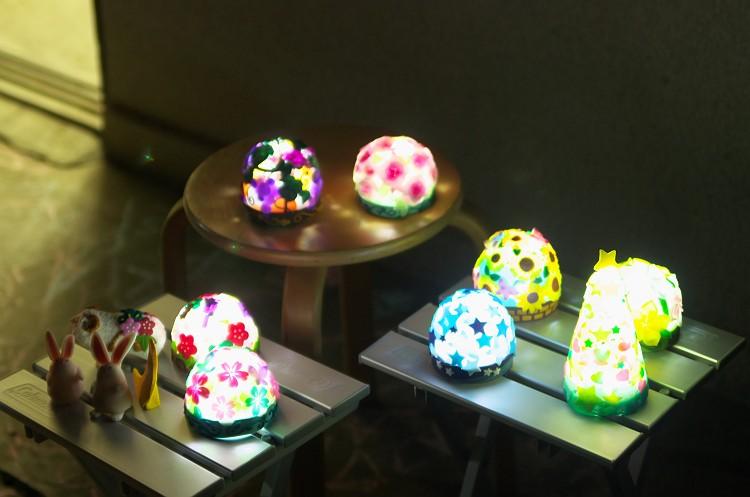 灯り ~遠州横須賀街道ちっちゃな文化展 4~