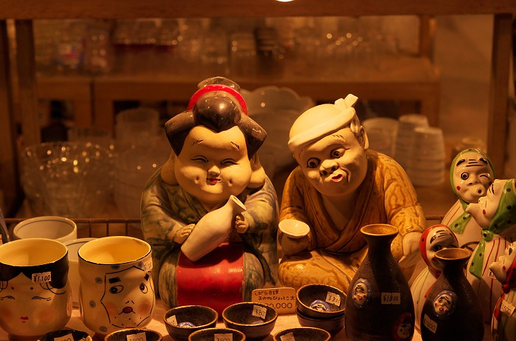 横須賀街道の夜 ~遠州横須賀街道ちっちゃな文化展 5~