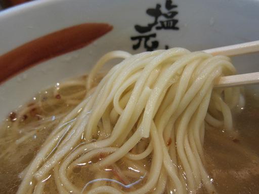 塩元帥(麺)