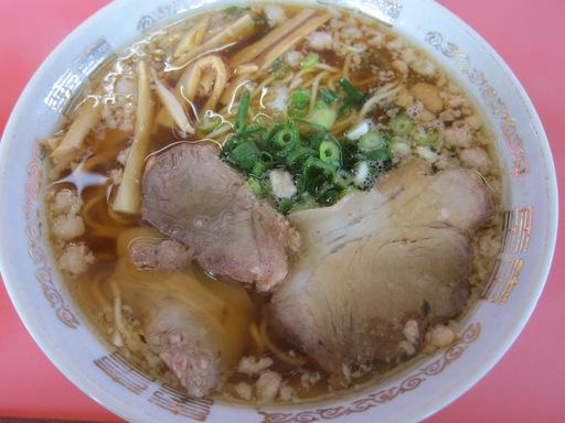 十八番・千田店(中華そば)