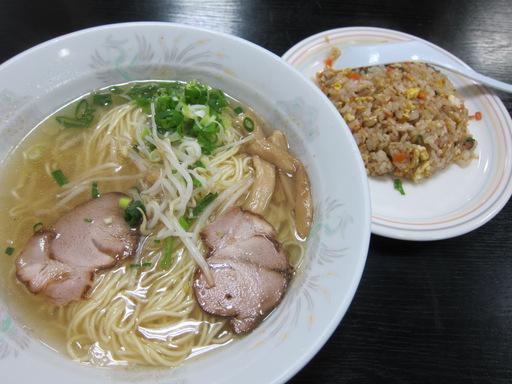 たいわん亭(塩ラーメン)