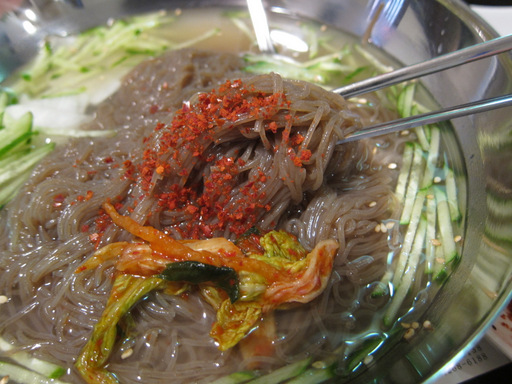 韓味家(麺)