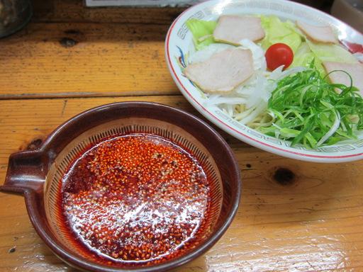 まる喜(辛つけ麺)