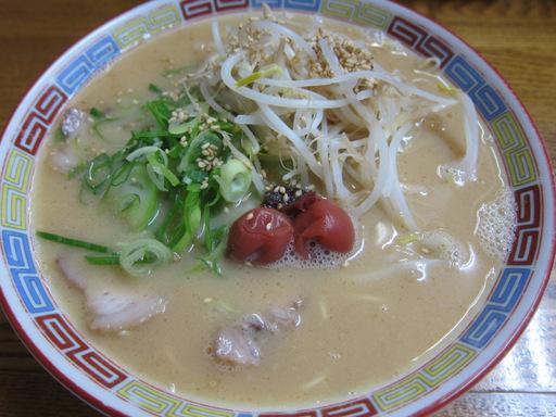 与壱(梅塩とんこつ_初期)