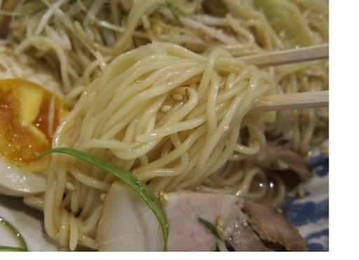 よいち・大芝店(冷麺_麺)