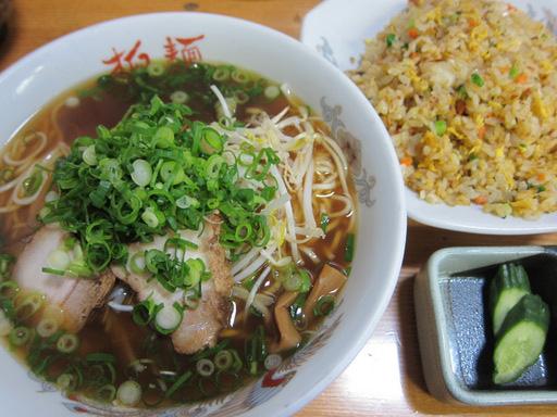 柳麺_安東(ラーメン)