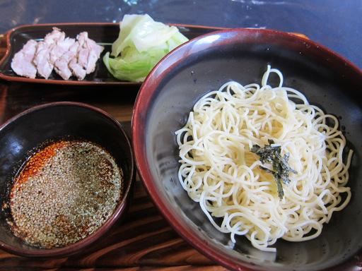 あかとんぼ(豚冷しつけ麺)