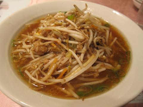 双来軒・天満屋福山店(豆芽麺)