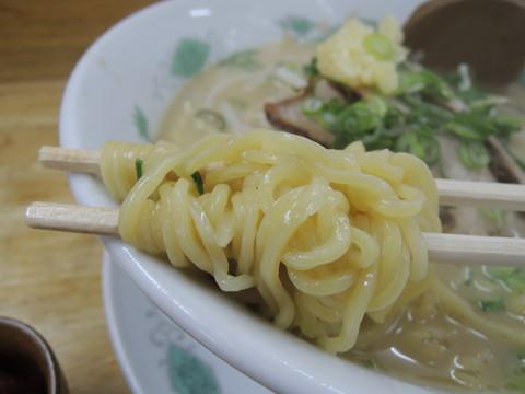 らぁ~めんの麺