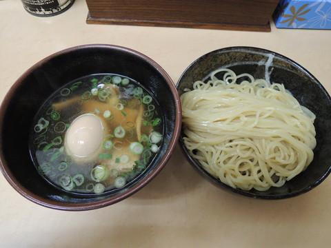 塩つけめん(中細麺)200g(700円)