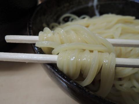 塩つけめん(中細麺)の麺