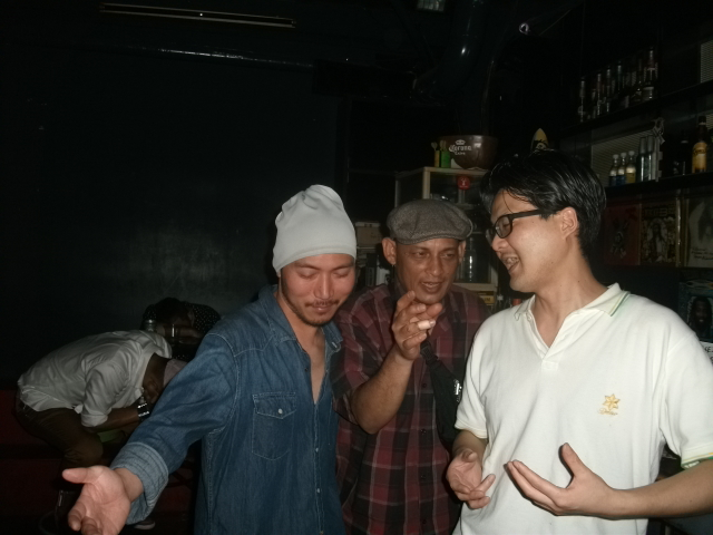 Regae Club Bar Garam新宿 東京