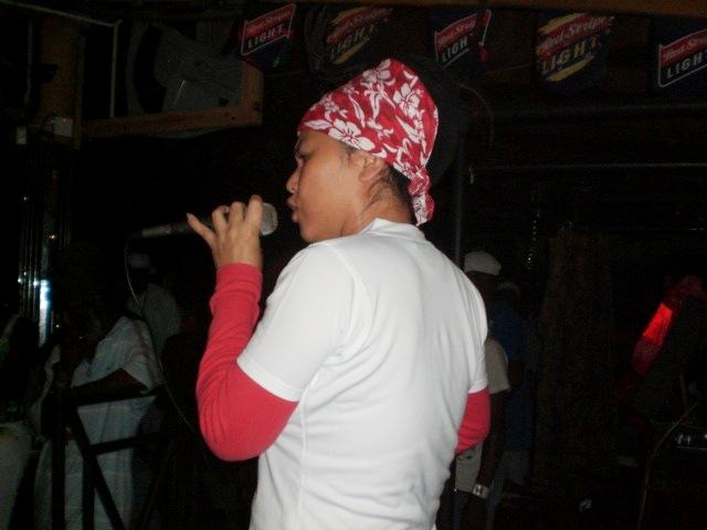 ランキン・パンプキン ジャマイカ ライブ