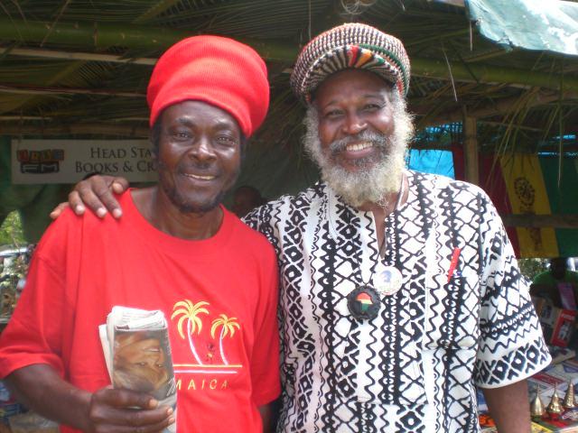 Ras Miguel Lorne & African Symbol @ Fi Wi Sintin Portland