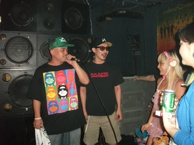 合コンRub A Dubの様子 Girl`s Talk