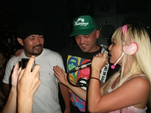祭華United, Pretty Ranx,Mr.Eazzy 合コンラバダブ Girl`s Talk @GARAM