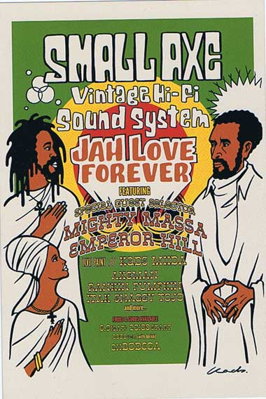 Jah Love Forever - Roots Reggae event