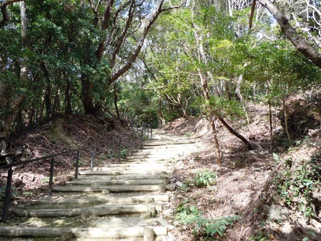 小笠山砦 (4)