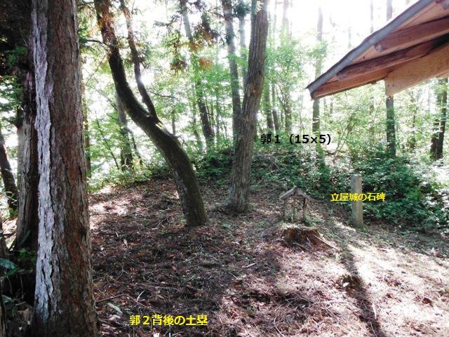 立屋城(小川村) (14)