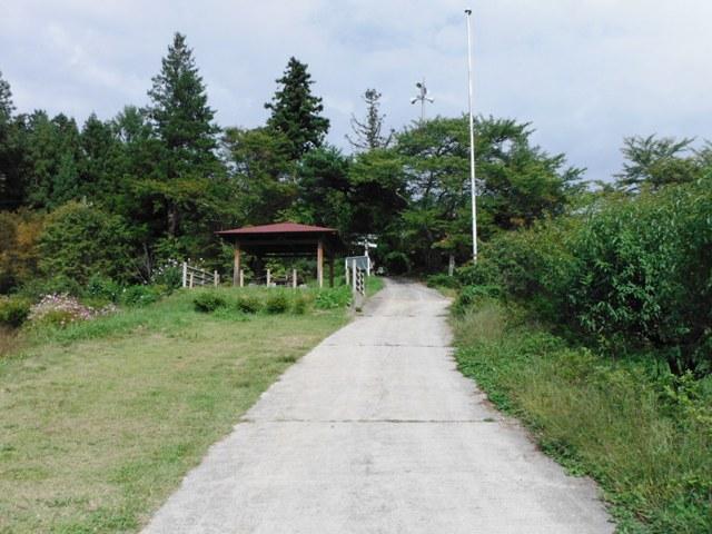 春日山城(長野市七二会) (1)