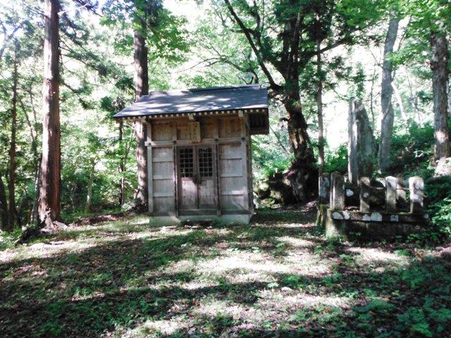 平倉城(小谷村) (11)