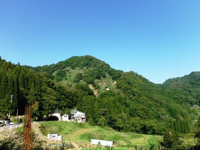 平倉城(小谷村) (2)