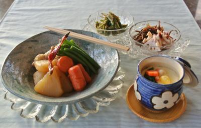 和食でdinner