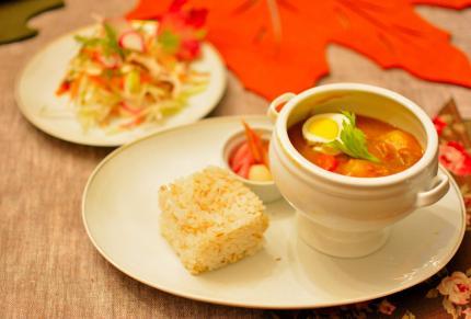 soupカレー