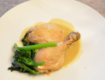 chickenフリカッセ