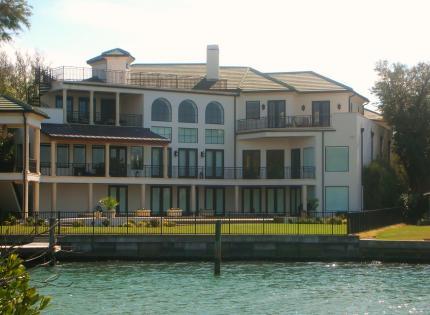 FLの豪邸