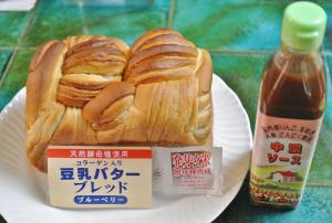 豆乳bread
