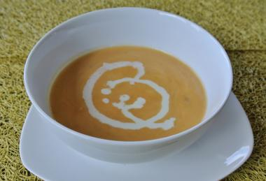 sweetpotatoのsoup