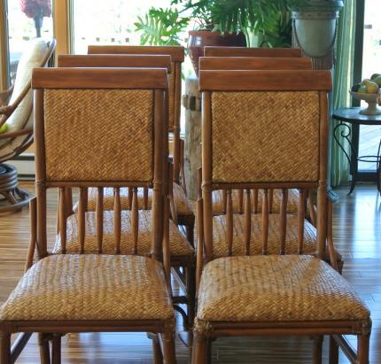 春夏の椅子