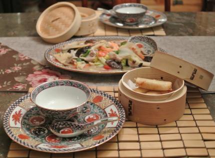 中華でdinner