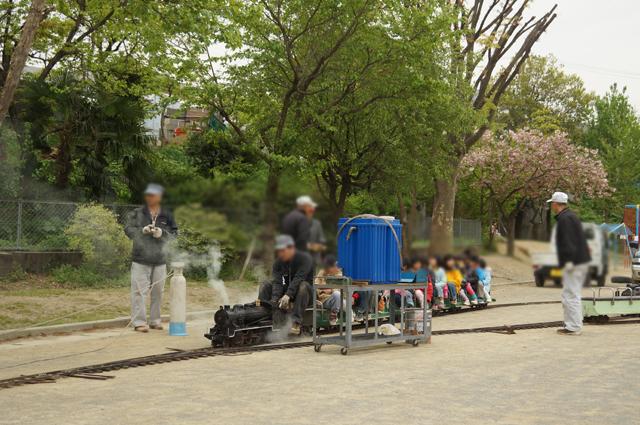 9600、発車