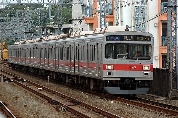 @新丸子駅